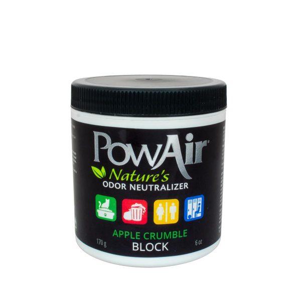 PowAir Block Stankverwijderaar Apple Crumble