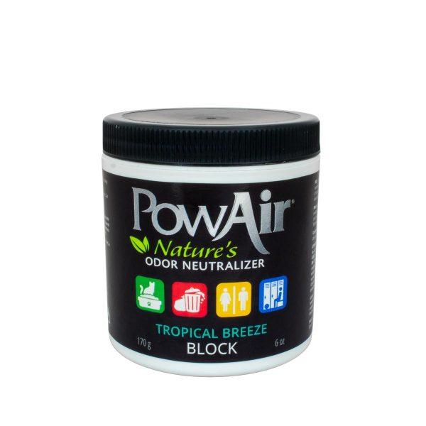 PowAir Block Tropical Breeze Geurverwijderaar