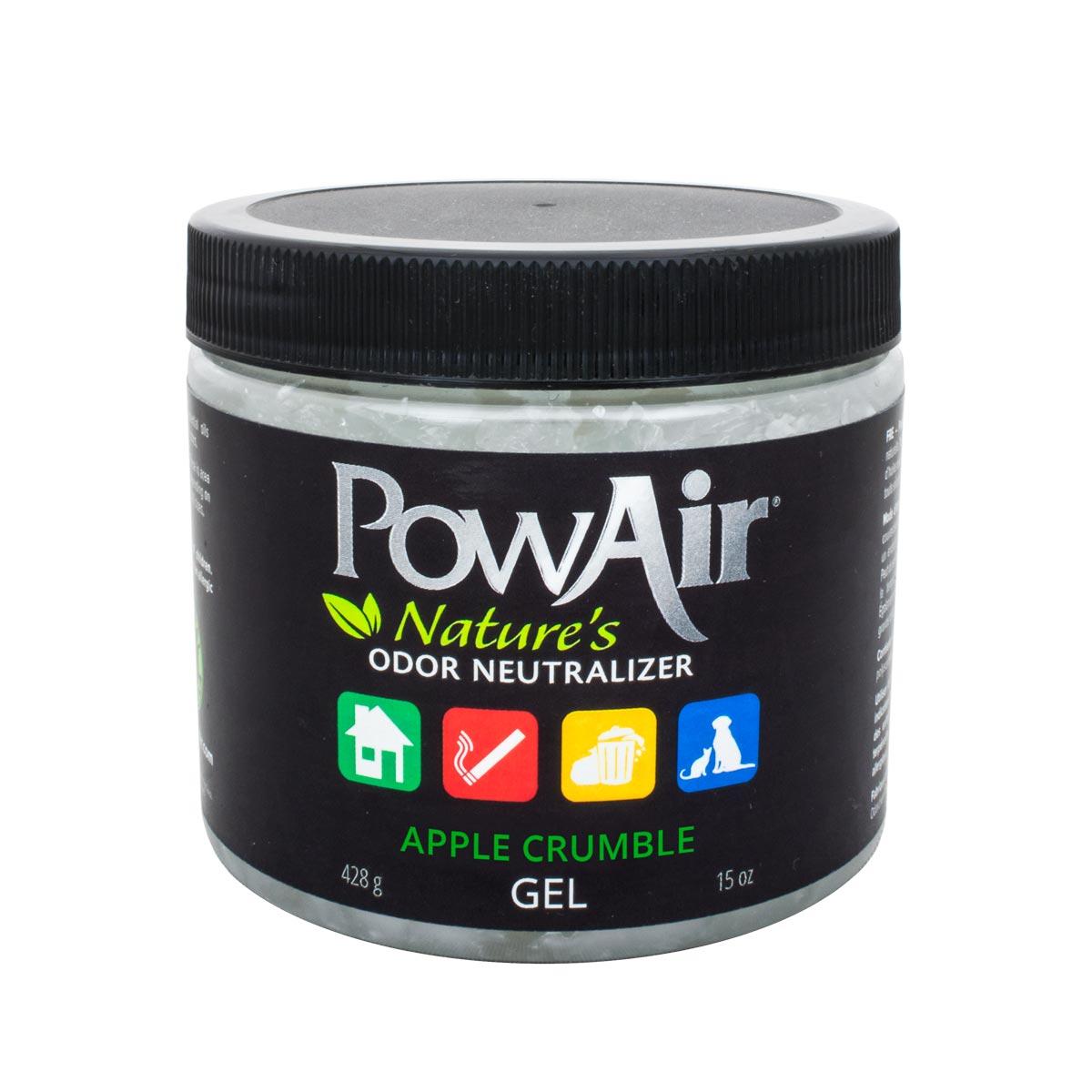 PowAir rioolstank maskeerproduct