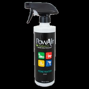PowAir Penetrator Spray Geurverwijderaar